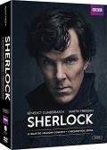 Sherlock - Definitive Edition (10 DVD)