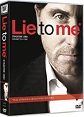Lie to Me - Stagione 1 (4 DVD)