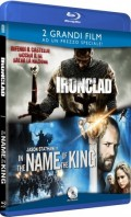 Cofanetto: Ironclad + In the name of the King (Blu-Ray)
