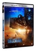 Valerian e la città dei mille pianeti (Blu-Ray 4K UltraHD + Blu-Ray)