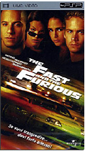 The Fast and The Furious (UMD)