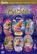Cofanetto: Barbie Principesse Collection (6 DVD)