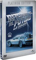 Ritorno al Futuro: La Trilogia - Platinum Edition (Steelbook, 4 DVD)