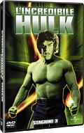 L'incredibile Hulk - Stagione 3 (6 DVD)
