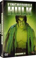 L'incredibile Hulk - Stagione 5 (2 DVD)
