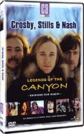Crosby, Stills & Nash - Legends of the Canyon (2 DVD)