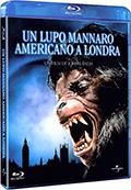 Un lupo mannaro americano a Londra (Blu-Ray Disc)