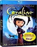 Coraline e la porta magica (3D) (Blu-Ray)