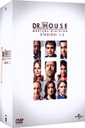 Dr. House - Medical Division - Stagioni 1-5 (28 DVD)