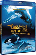 Delfini e Balene: Le tribù degli oceani (Blu-Ray 3D)