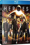 Heroes - Stagione 4 (Blu-Ray Disc) (4 dischi)