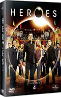 Heroes - Stagione 4 (5 DVD)