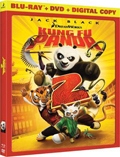 Kung Fu Panda 2 (Blu-Ray Disc + DVD + Digital Copy)