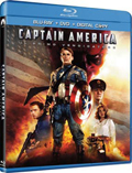 Captain America (Blu-Ray Disc + DVD)