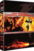 Mission Impossible Trilogy (3 Blu-Ray)