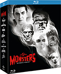 Universal Classic Monsters Collection (8 Blu-Ray)