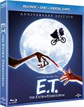 E.T. - L'Extraterrestre - Anniversary Edition (Blu-Ray + DVD)