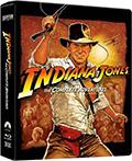 Indiana Jones - La Saga Completa - Ed. Steelbook (Blu-Ray Disc) (5 Dischi)