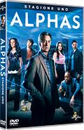 Alphas - Stagione 1 (3 DVD)