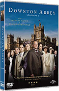 Downton Abbey - Stagione 1 (3 DVD)