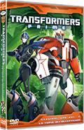 Transformers Prime, Vol. 3 - La furia dei Decepticons