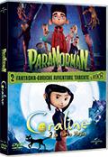 Cofanetto: ParaNorman + Coraline (2 DVD)