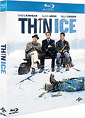 Thin ice - Tre uomini e una truffa (Blu-Ray)