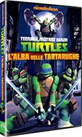 Teenage Mutant Ninja Turtles (2012) - Stagione 1 vol.1: L'alba delle tartarughe
