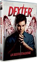 Dexter - Stagione 6 (4 DVD)