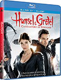 Hansel & Gretel: Cacciatori di streghe (Blu-Ray 3D + Blu-Ray)