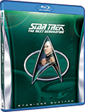 Star Trek - The Next Generation - Stagione 4 (6 Blu-Ray Disc)