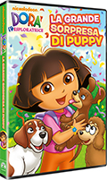 Dora l'esploratrice: La grande sorpresa di Puppy
