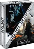 Cofanetto Star Trek: Star Trek XI + Into Darkness (2 DVD)
