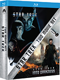 Cofanetto Star Trek: Star Trek XI + Into Darkness (2 Blu-Ray Disc)