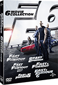 Fast & Furious Collection (6 DVD)