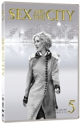 Sex and the City - Stagione 5 (2 DVD)
