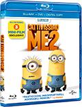 Cattivissimo me 2 (Blu-Ray + DVD + Copia digitale)