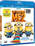 Cattivissimo me 2 (Blu-Ray 3D + Blu-Ray + Copia digitale)