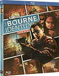 The Bourne Identity - Limited Reel Heroes (Blu-Ray)