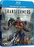 Transformers 4 - L'era dell'estinzione (Blu-Ray 3D + 2 Blu-Ray Disc)