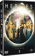 Heroes - Stagione 2 (4 DVD)