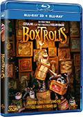 Boxtrolls: Le scatole magiche (Blu-Ray 3D + Blu-Ray)