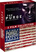Cofanetto: La notte del giudizio + Anarchia: La notte del giudizio (2 DVD)
