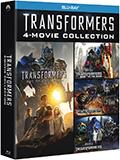 Transformers quadrilogy (5 Blu-Ray Disc)