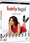 Fairly Legal - Stagione 2 (5 DVD)