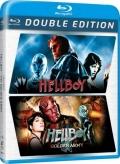 Cofanetto: Hellboy + Hellboy: The golden army (2 Blu-Ray)