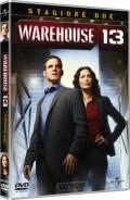 Warehouse 13 - Stagione 2 (4 DVD)