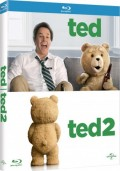 Ted Collection (2 Blu-Ray)