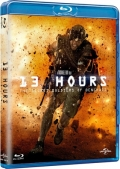 13 hours: the secrect soldier of Benghazi (Blu-Ray)