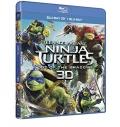 Tartarughe Ninja 2: Fuori dall'ombra (Blu-Ray 3D + Blu-Ray Disc)